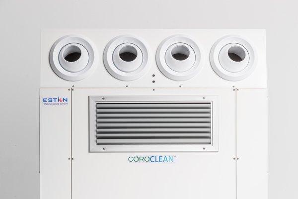 COROCLEAN Raumluftreiniger zum Corona-Schutz kaufen: 2.750€ netto
